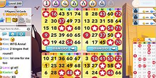 Bingo Blitz Friends