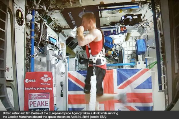 astronaut-timpeake-london-marathon